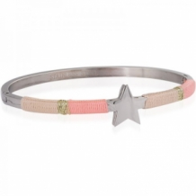 Armband star - zilver