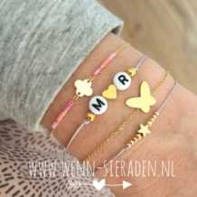 Armband met ster